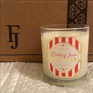 Fragrant Jewels World of Jewels Fun Fair Candle